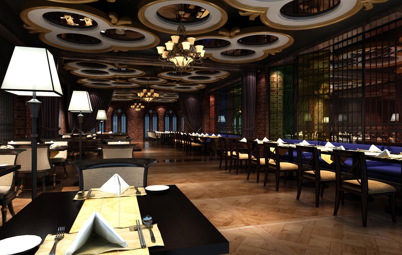 新街坊主题餐饮-中国美院设谷设计事务所